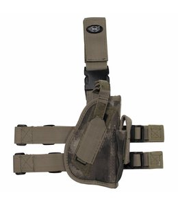 Tactical Holster, HDT camouflage, right