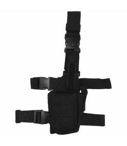Tactical Holster, Zwart, adjustable