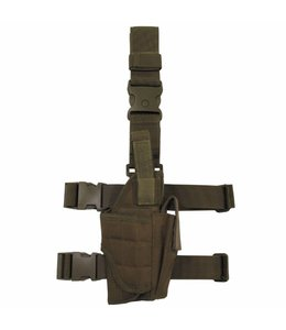 Tactical Holster, coyote tan, adjustable
