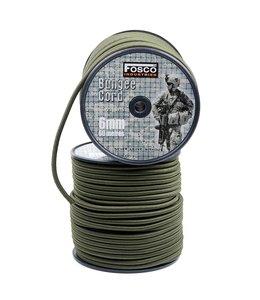Bungee cord elastiek 6 mm (per meter)