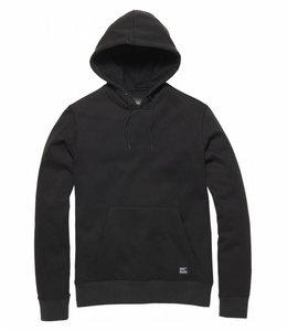 Vintage Industries Derby hooded sweatshirt black