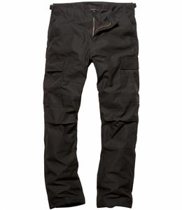 Vintage Industries BDU pants black Security/beveiliging werkbroek