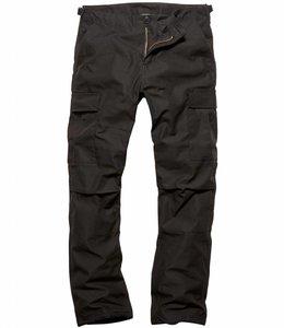 Vintage Industries BDU pants black Security/beveiliging werkbroek