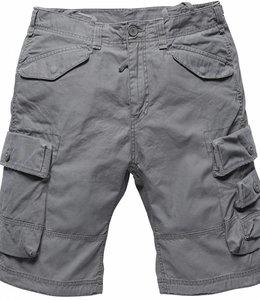 Vintage Industries Shore shorts korte broek light grey
