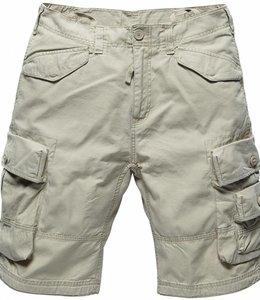 Vintage Industries Shore shorts korte broek beige