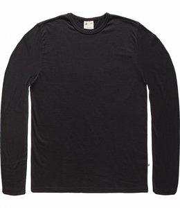 Vintage Industries Jean long sleeve shirt black