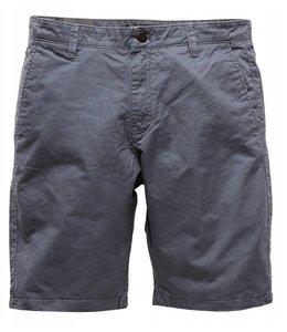 Vintage Industries Tonic chino shorts korte broek aral blue