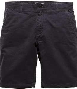 Vintage Industries Tonic chino shorts korte broek midnight blue