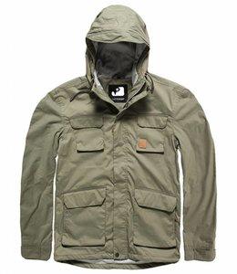 Vintage Industries Tyler jacket zomerjas light olive