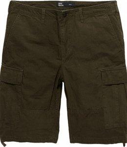 Vintage Industries BDU shorts korte broek dark olive