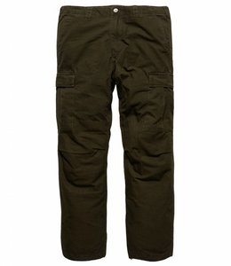 Vintage Industries Tyrone BDU pants dark olive cargo broek