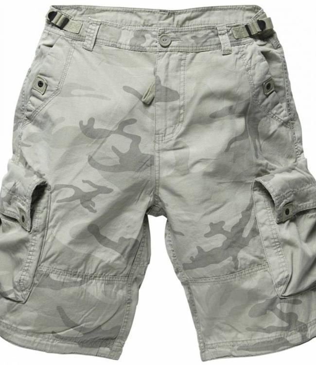 Vintage Industries Terrance shorts korte broek desert