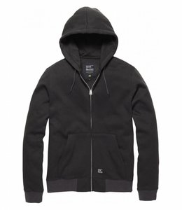 Vintage Industries Redstone hooded Sweater raven