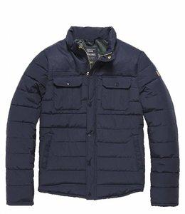 Vintage Industries Beeston jacket winterjas night sky