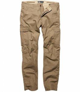 Vintage Industries Mallow pants fox cargo broek