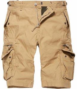 Vintage Industries Gandor Shorts Korte broek Safari