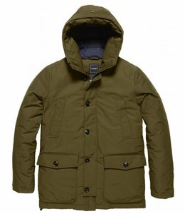 Vintage Industries Craven parka Winterjas drab