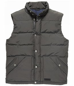 Vintage Industries Stony bodywarmer grey