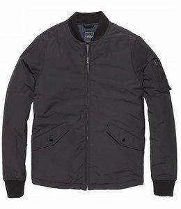 Vintage Industries Groove jacket Zomerjas black