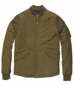 Vintage Industries Groove jacket Zomerjas olive