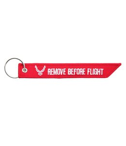 Sleutelhanger Remove before flight bomber style Misc.