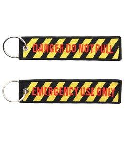 Sleutelhanger Danger do not pull Misc.