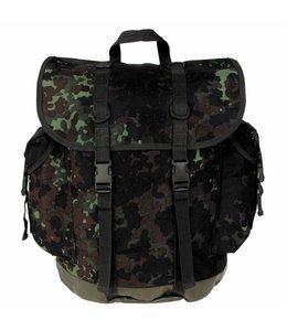 Oldskool Berg rugzak Flektarn camouflage