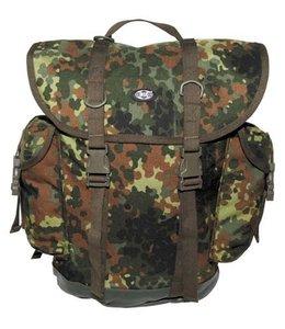 Mountain Rugzak, BW camouflage, Cordura