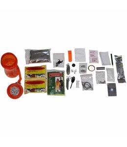 "Combat Survival Kit, ""EXTREM"", 34 pcs, waterproof box"