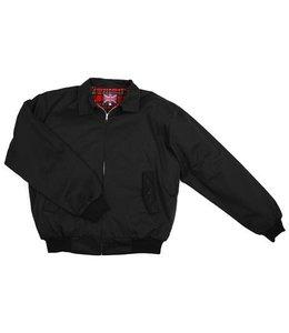 U.K. Harrington jacket Zwart