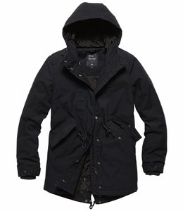 Vintage Industries Indy ladies jacket Damesjas navy