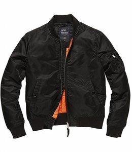 Vintage Industries Liv ladies jacket Damesjas black