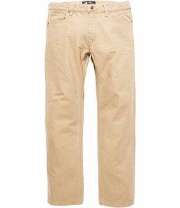Vintage Industries Greystone Jeans lange broek Beige (lengte 32)