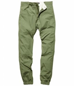 Vintage Industries May jogger olive drab