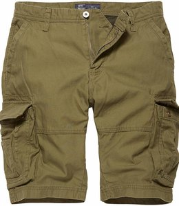 Vintage Industries Rowing shorts olive