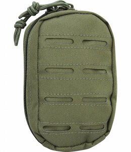 Viper Laser small utility pouch MOLLE Groen
