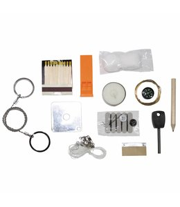 Survival Kit small, waterproof box