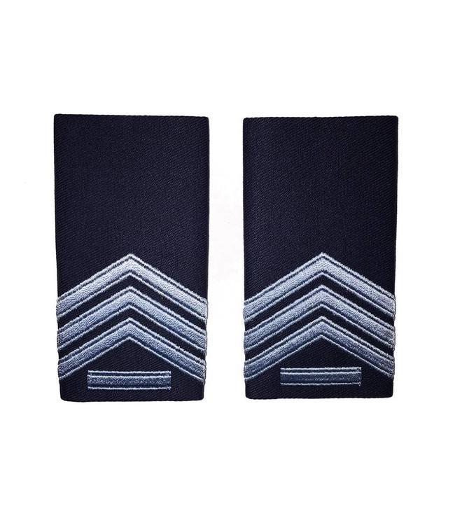 KLu Koninklijke Luchtmacht set Rangen DT (sergeant der eerste klasse)