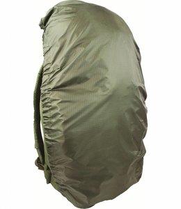 Highlander Regenhoes rugzak cover 50-70 liter Groen