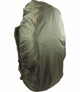 Highlander Regenhoes rugzak cover 80-90 liter Groen