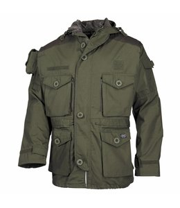 "Commando Jacket ""Smock"", OD Groen"