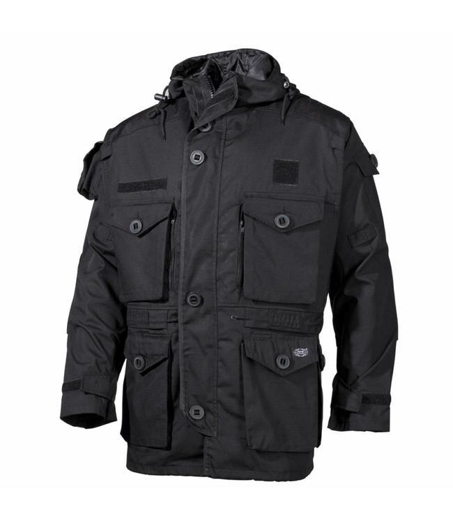 """Commando Jacket """"Smock"""", Zwart"""