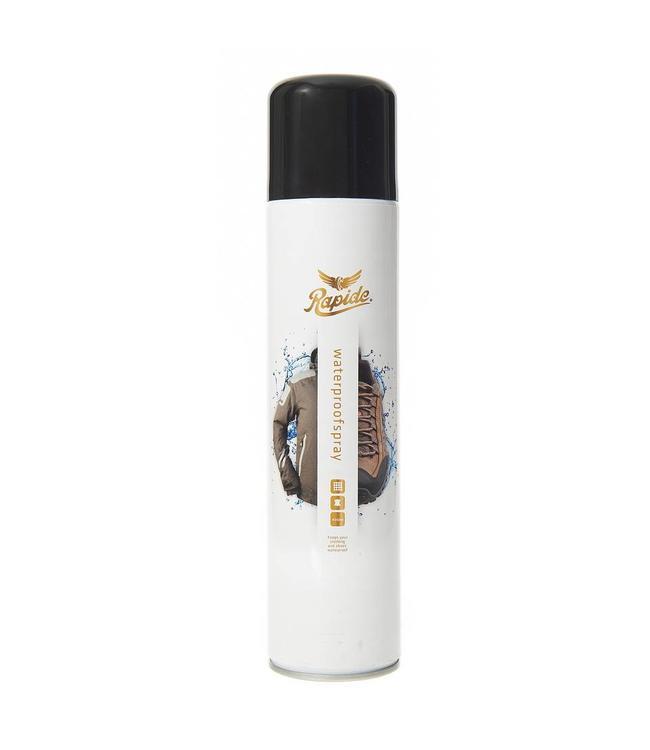 Waterproof Spray  Deze waterproof / tech impregneer spray maakt leder, suede, nubuck en textiel waterafstotend en vuilwerend!! Inhoud; 400 ml