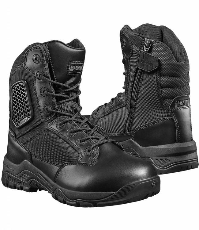 Magnum Boots Strike Force 8.0 met rits S3 werkschoenen