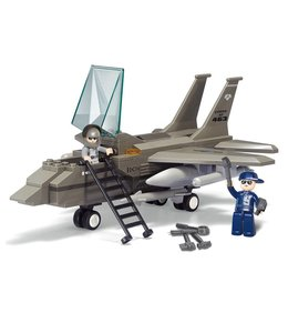 Sluban bouwstenen Fighter aircraft M38-B7200