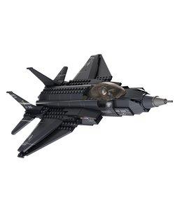 Sluban bouwstenen Lightning II fighter aircraft M38-B0510
