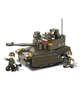 Sluban Bouwstenen Tank M38-B0285