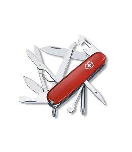Victorinox Zakmes, SwissArmy, Fieldmaster, 15 functies, rood