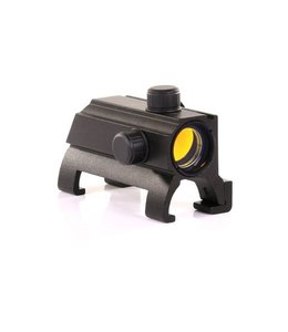 MP5 red dot scope sight AO3016 Only for airsoft!!! Zwart