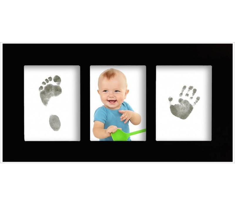 Baby gallery frame met Magic Footprints afdrukset